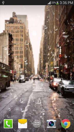 雨滴动态壁纸 FREE PRO