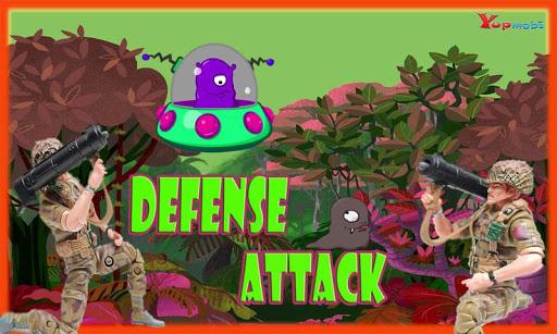 Defense Attack