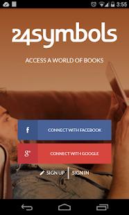 24symbols – online books - screenshot thumbnail