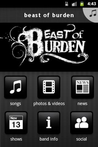 beast of burden - screenshot