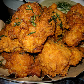 Salted Egg Fried Chicken Recipes.