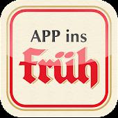 App ins Früh