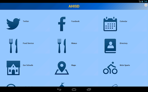 AHISD- screenshot thumbnail