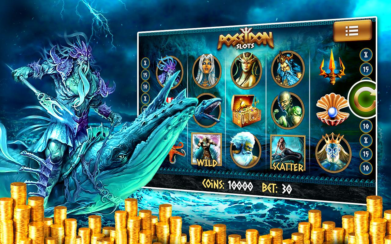Gestione slot machine zeus