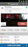 Screenshot of Mojostreet - Local search