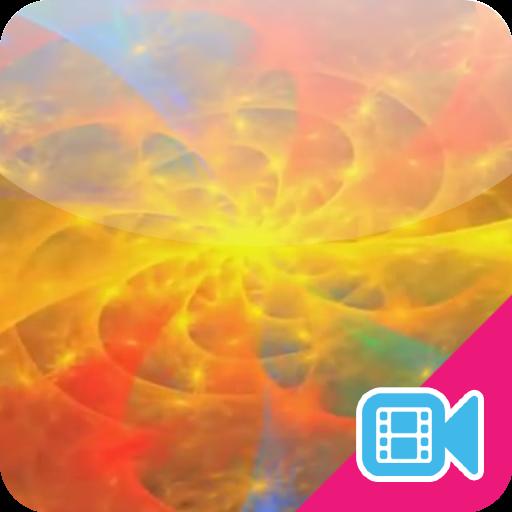 個人化必備App|► Abstract Form Live WallPaper LOGO-綠色工廠好玩App
