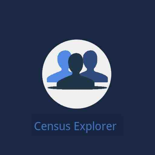 Census Explorer LOGO-APP點子