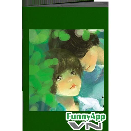 書籍必備App Hoàng tử lạnh lùng và cô nhóc LOGO-綠色工廠好玩App