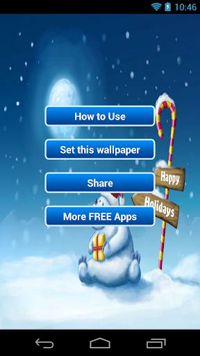 玩免費個人化APP|下載クリスマスライブ壁紙無料 app不用錢|硬是要APP