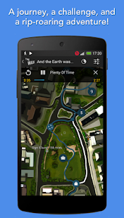 The Walk: Fitness Tracker Game - screenshot thumbnail