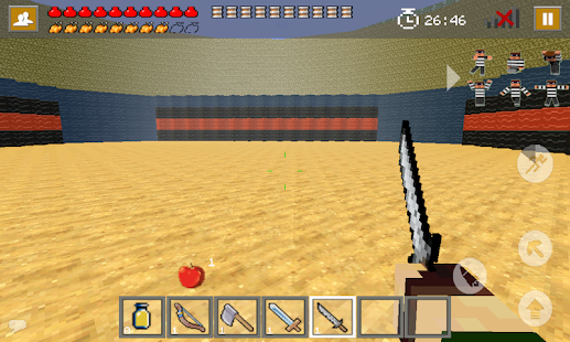 7 Survival Games App screenshot