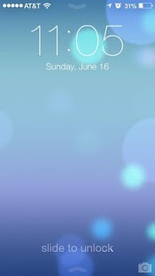 IOS屏幕鎖定
