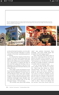 The Beer Connoisseur Magazine- screenshot thumbnail