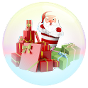 Xmas & New Year Live Wallpaper icon
