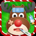 Christmas Animal Hospital icon
