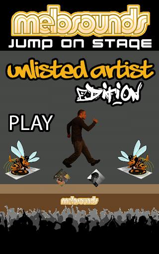 Jump on Stage- Unlisted Artist