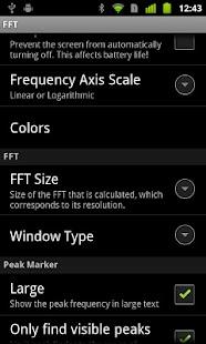 FFT- screenshot thumbnail