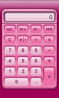 Screenshot of CoolCalc-Pink/GelViolet