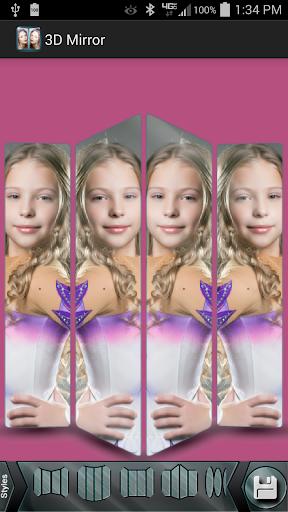 3D Photo Mirrors