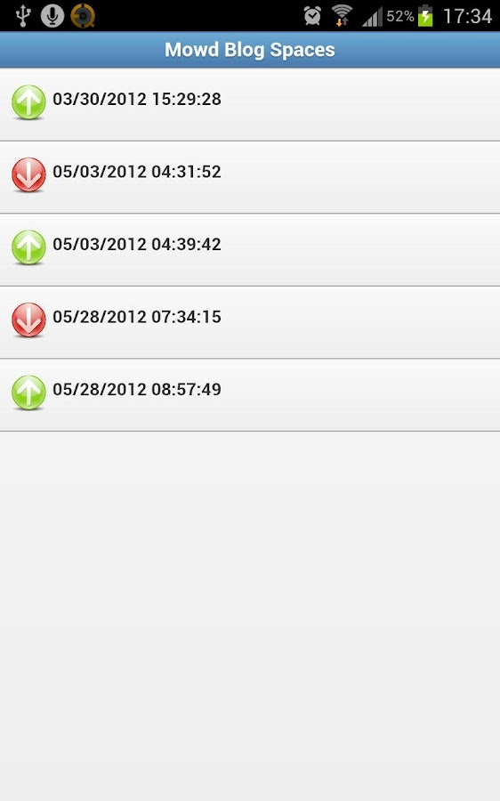 UptimeRobot Monitor- screenshot