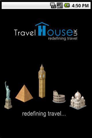 TravelHouseUK - Flight Search- screenshot