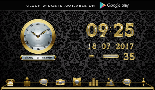 Next Launcher Theme Laurus v2.38