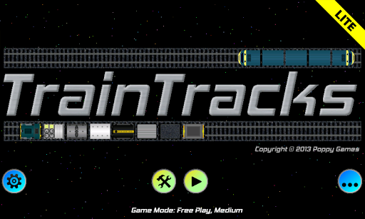 Train Tracks Lite  screenshots 1