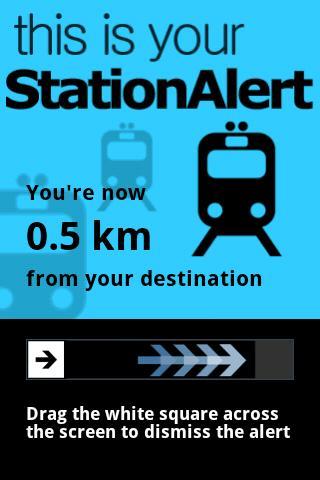 StationAlert CHENNAI