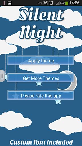 【免費個人化App】平安夜键盘-APP點子