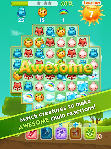 ���� Forest Mania™ v2.8.2 (Unlimited Gold/Gems/Lives) ������� ���������