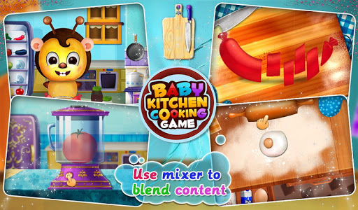 Baby Kitchen Cooking v1.0.1
