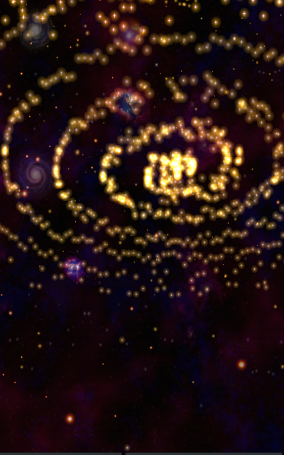 cosmic voyage music visualizer android apps on google play