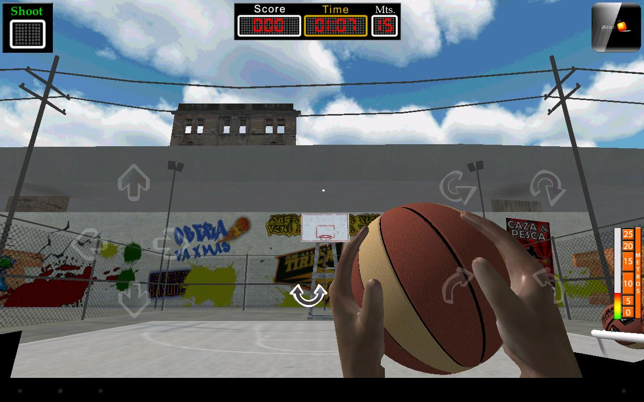 BasketBall - screenshot