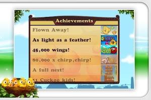 Screenshot of Fluffy Birds FREE