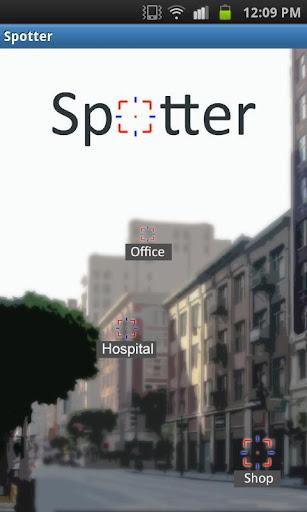 Spotter City Lens