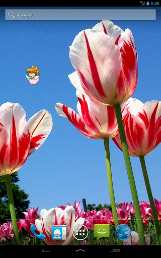 Spring Fairy Live Wallpaper 1.3 Windows u7528 3
