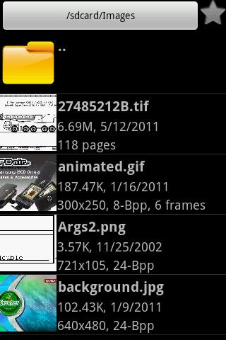 Fast Image Viewer Free - screenshot