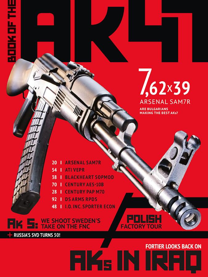 Book of AK-47
