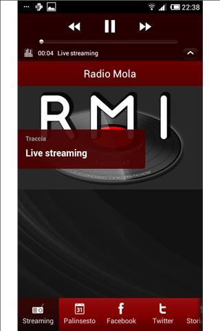 Radio Mola- screenshot