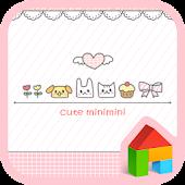 cute mini mini dodol theme