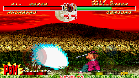 SAMURAI SHODOWN II Screenshot 2