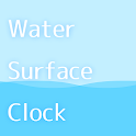 Water Surface Clock LWP icon