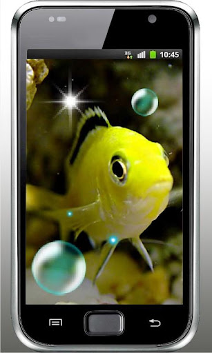 Underwater Fish Gallery LWP