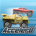 Acceler8 Pro logo