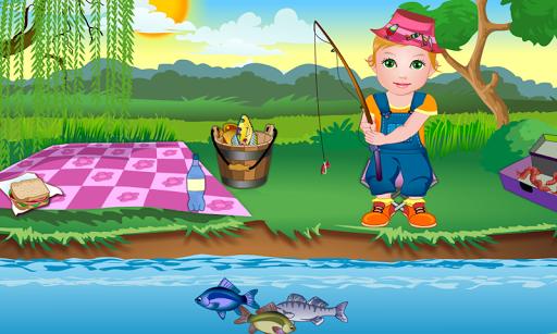 玩教育App|Fishing Adventure - Fish Games免費|APP試玩