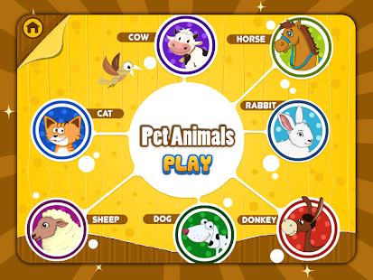Pet Animals - screenshot thumbnail