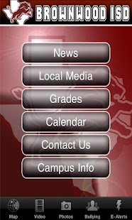 Brownwood ISD- screenshot thumbnail
