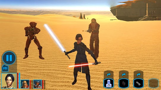 Knights of the Old Republic v1.0.6 Mod APK+OBB 3