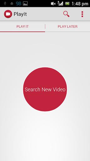 PlayIt Videoder 1.0 screenshots 2