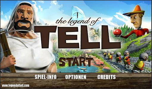 Die Legende des Wilhelm Tell